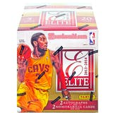 2013/14 Panini Elite Basketball Hobby Box (Reed Buy)