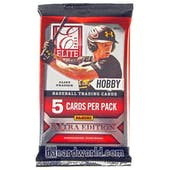 2013 Panini Elite Extra Edition Baseball Retail Pack