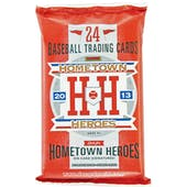 2013 Panini Hometown Heroes Baseball Hobby Pack (Lot of 12)