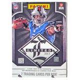 2013 Panini Limited Football Hobby Box