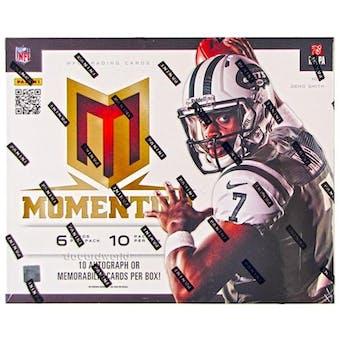 2013 Panini Momentum Football Hobby Box