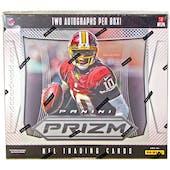 2012 Panini Prizm Football Hobby Box