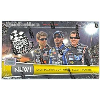 2013 Press Pass Racing Hobby Box
