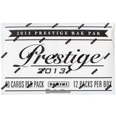 2013 Panini Prestige Football 12-Pack Jumbo Box