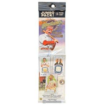 2013 Topps Allen & Ginter Baseball Retail Jumbo Rack Pack