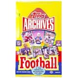 2013 Topps Archives Football Hobby Box