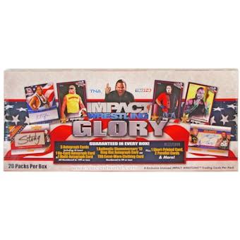 2013 TriStar TNA Impact Glory Wrestling Hobby Box