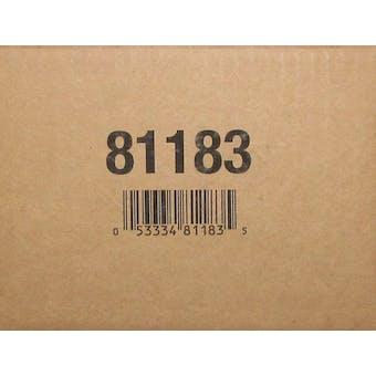 2013 Upper Deck Exquisite Football Hobby 3-Box Case