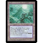 Magic the Gathering Alliances Single Lake of the Dead - SLIGHT PLAY (SP)