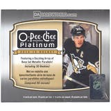 2014/15 Upper Deck O-Pee-Chee Platinum Hockey Hobby Box