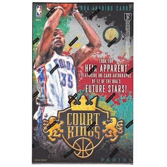 2014/15 Panini Court Kings Basketball Hobby Box
