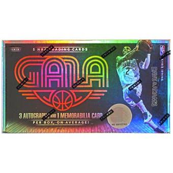 2014/15 Panini Gala Basketball Hobby Box