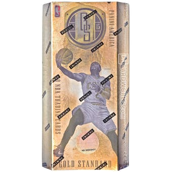 2014/15 Panini Gold Standard Basketball Hobby Box
