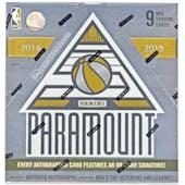 2014/15 Panini Paramount Basketball Hobby Box
