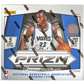 2014/15 Panini Prizm Basketball Hobby Box