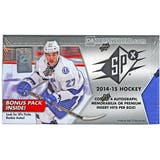 2014/15 Upper Deck SPx Hockey Hobby Box