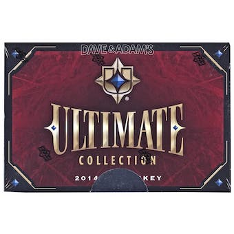 2014/15 Upper Deck Ultimate Collection Hockey Hobby Box