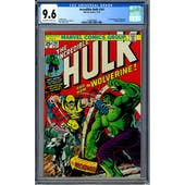 Incredible Hulk #181 CGC 9.6 (OW-W) *1416874009*