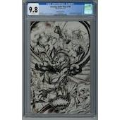 Amazing Spider-Man #798 CGC 9.8 (W) Kirkham Sketch Cover *1420087003*