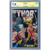 Thor #165 Signature Series Stan Lee (W) CGC 7.0 *1429506001*