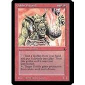 Magic the Gathering Dark Single Goblin Wizard - NEAR MINT (NM)