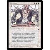 Magic the Gathering The Dark Single Preacher - MODERATE PLAY (MP)