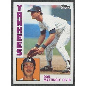 1984 Topps Baseball Complete Set (NM-MT)