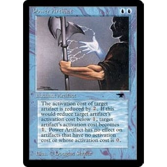 Magic the Gathering Antiquities Single Power Artifact - SLIGHT PLAY (SP)