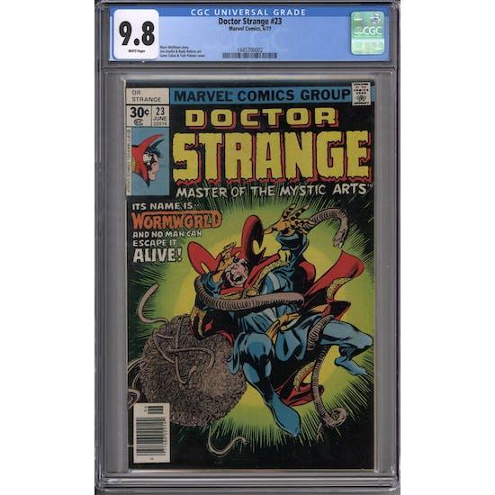Doctor Strange #23 CGC 9.8 (W) *1445700002*