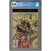 Incredible Hulk #92 CGC 9.8 (W) *1446339001*