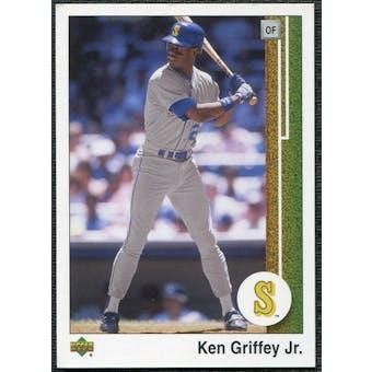 2009 Upper Deck 1989 Design #801 Ken Griffey Jr.