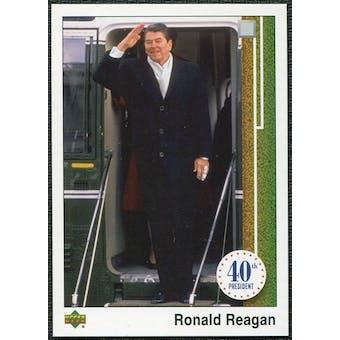 2009 Upper Deck 1989 Design #803 Ronald Reagan