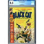 Black Cat Comics #23 CGC 8.5 (C-OW) *1447688009*