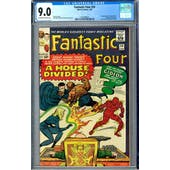 Fantastic Four #34 CGC 9.0 (OW-W) *1447688015*