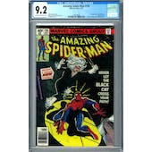 Amazing Spider-Man #194 CGC 9.2 (OW-W) *1448258006*