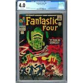 Fantastic Four #49 CGC 4.0 (OW) *1448456010*