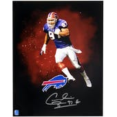 Cornelius Bennett Autographed Buffalo Bills 11x14 Photo