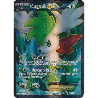 Pokemon Next Destinies Single Shaymin 94/99 - SLIGHT PLAY (SP)