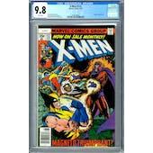 X-Men #112 CGC 9.8 (W) *1449199006*