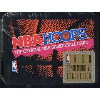 1991/92 Hoops Basketball Tin Set