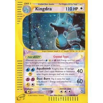 Pokemon Aquapolis Single Kingdra 148/147
