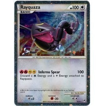 Pokemon Call of Legends Rayquaza SL10 NEAR MINT (NM)