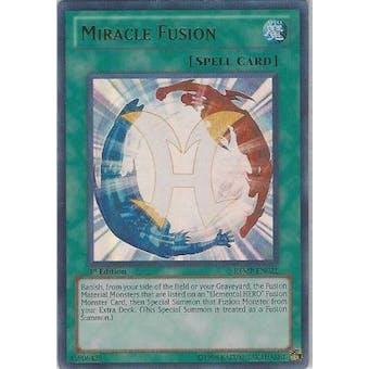Yu-Gi-Oh Ra Mega Pack Single Miracle Fusion Ultra Rare