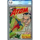 Atom #1 CGC 5.0 (OW) *1462806007*