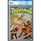 Aquaman #1 CGC 3.5 (C-OW) *1462806010*