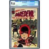 Daredevil #9 CGC 9.6 (C-OW) *1465121024*