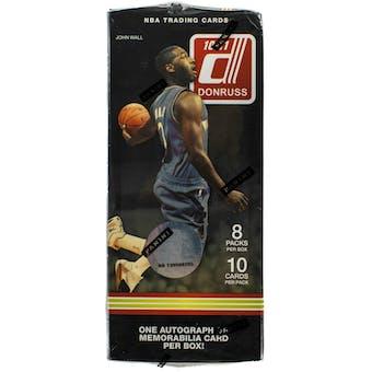 2010/11 Donruss Basketball 8-Pack Box