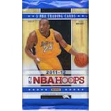 2011/12 Panini Hoops Basketball Retail Pack (Lot of 36)