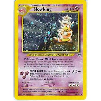 Pokemon Neo Genesis Single Slowking 14/111 - NEAR MINT (NM)
