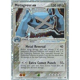 Pokemon Hidden Legends Single Metagross ex 95/101